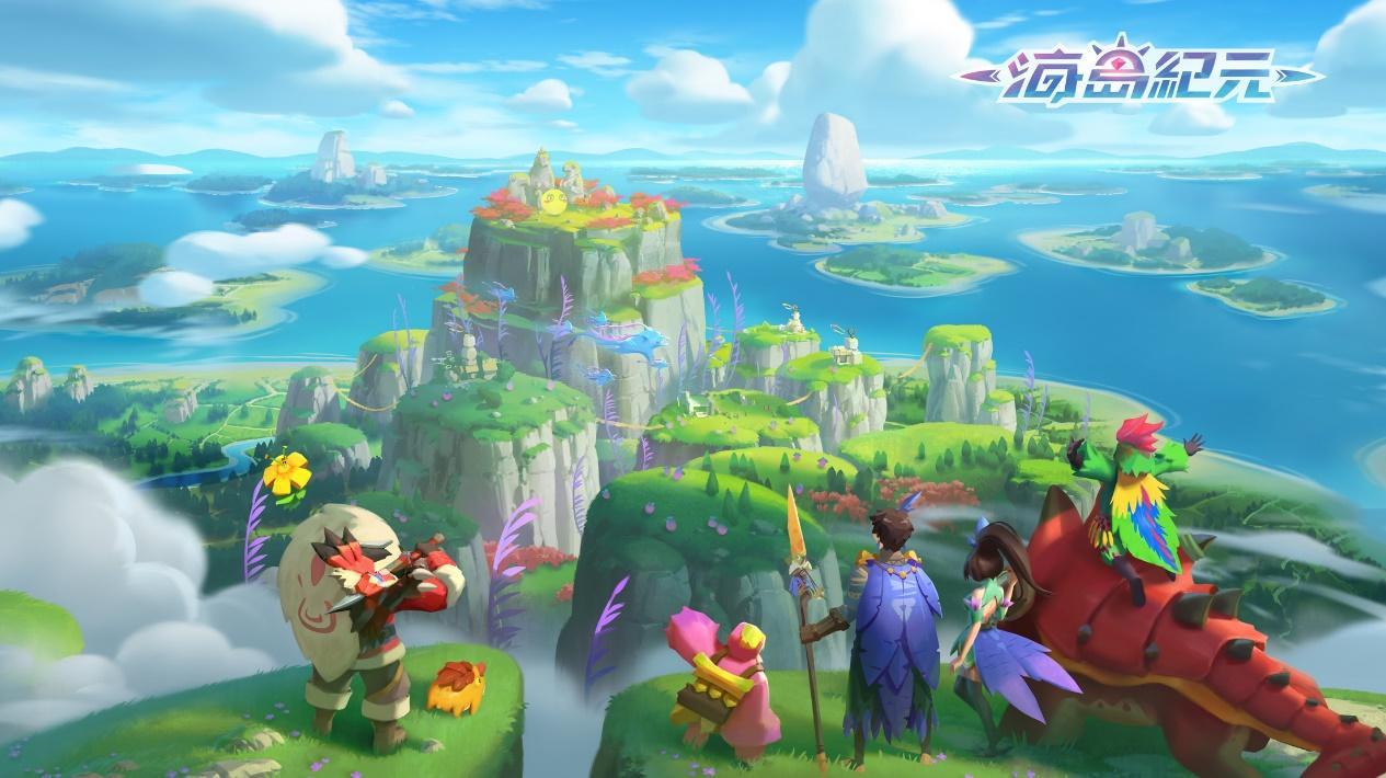 超不正經の島嶼冒險遊戲《海島紀元》即將推出 清新乾淨的畫風及內容豐富的冒險等你來體驗